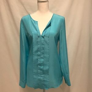 Michael Kors relaxed fit blouse size 8